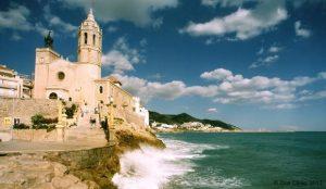 Tourisme-Dentaire-Espagne-Barcelone-Cunit-se loger à Sitges