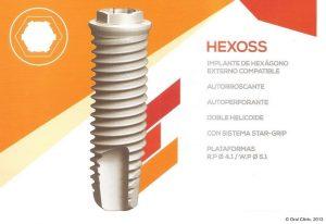 Implant-Dentaire-Pas-Cher-Espagne-Nos-Implants-HEXOSS